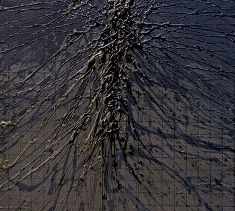 Dark Innervation, (detail)