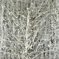 "Innervation (right) 2004, 22""x22"""